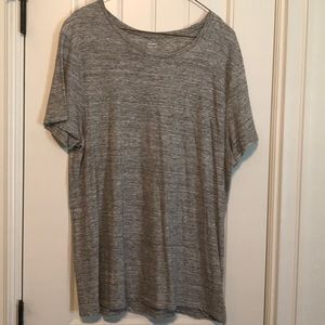 Old Navy Heather Gray T-shirt